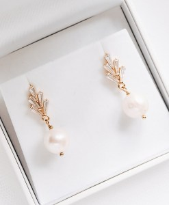 Sylvie Crystal Earrings