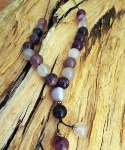 Komboloi Greek Worry Beads Fluorite Prayer Beads Rosary Beads Turkish Tasbih Handmade Gemstone