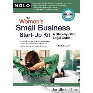 The Women's Small Business Start-Up Kit - cover image