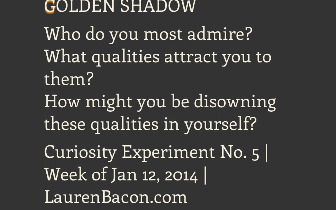 Curiosity Experiment: What Your Heroes Can Tell You About Yourself