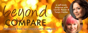Beyond Compare: Waking up from our compulsion to compare