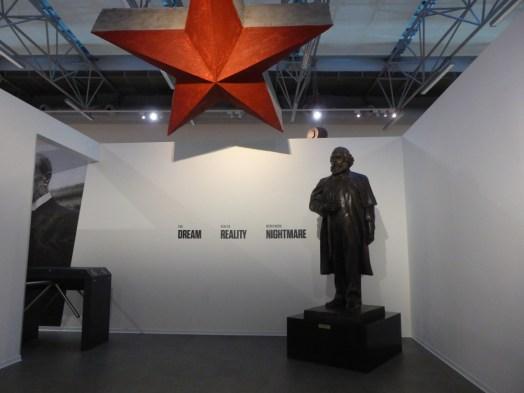 Museum of Communism in Prague, Czech Republic