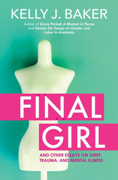 BAKER-FINAL GIRL Cover