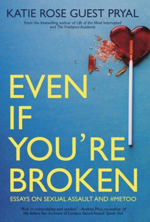 Even If Youre Broken Front LARGE
