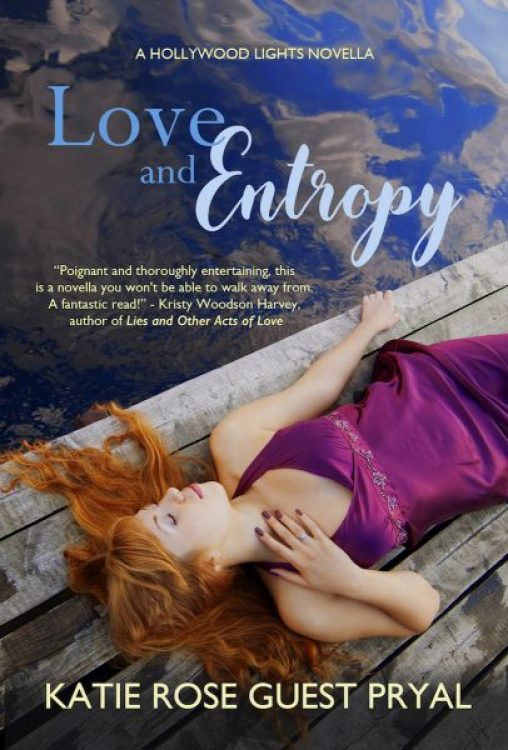 Love and Entropy Front Cover small