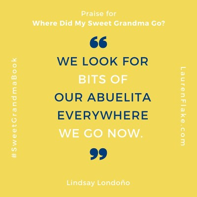 sweetgrandmabook abuelita quote