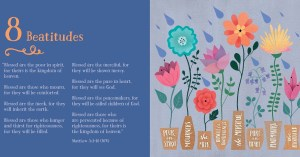 'First Bible Basics' book is a beautiful keepsake for all ages