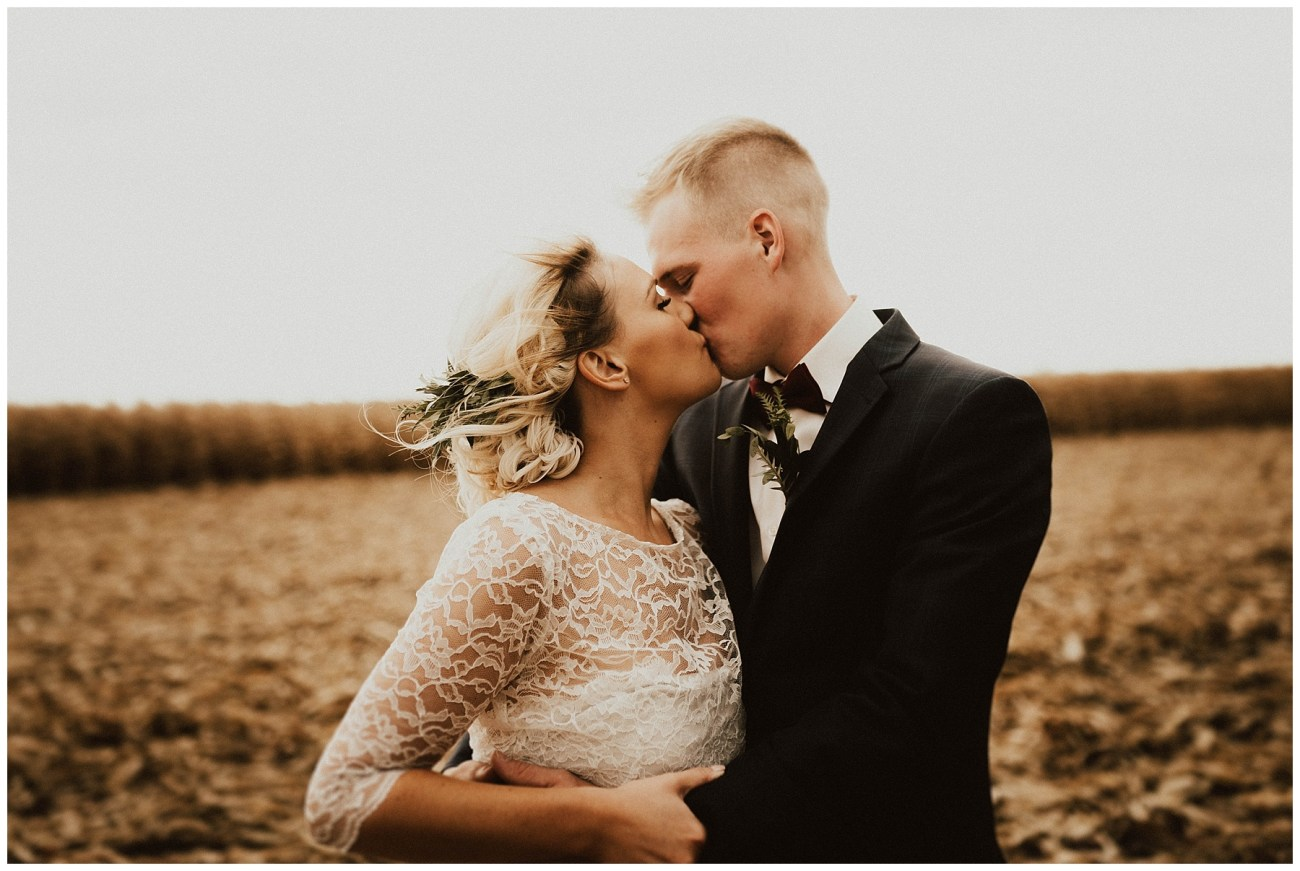 2f73f3956 Intimate Backyard Wedding - Lauren F.otography | Central Illinois ...