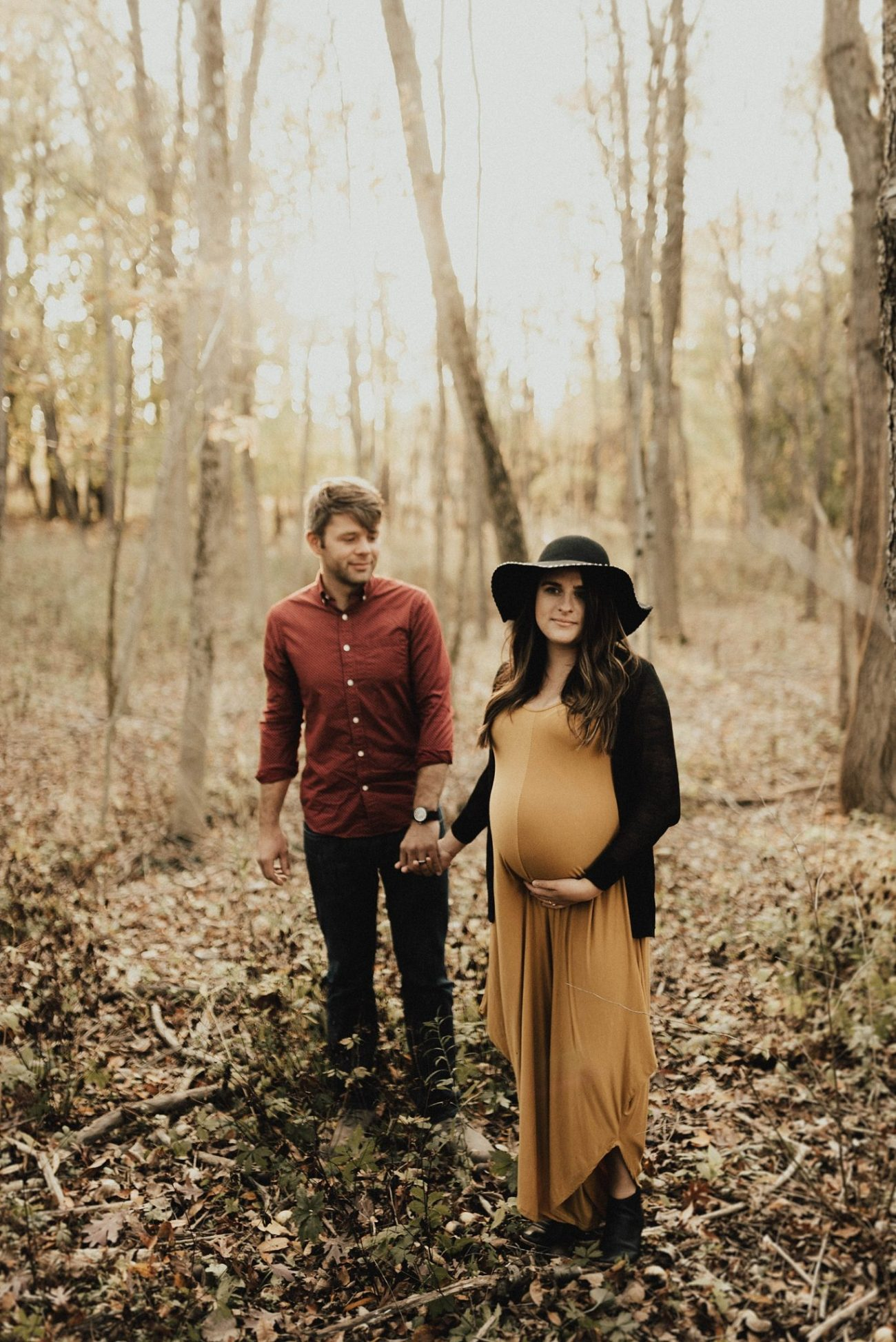 2396b818a Craig + Joanna // Fall Maternity - Lauren F.otography | Central ...