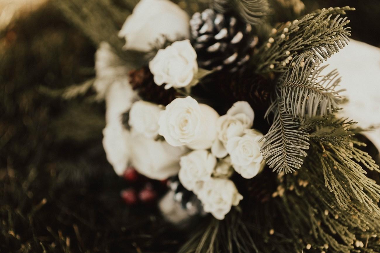 A Mami Se Le Transparenta El Vestido Porno weston + taylor // winter evergreen wedding - lauren f