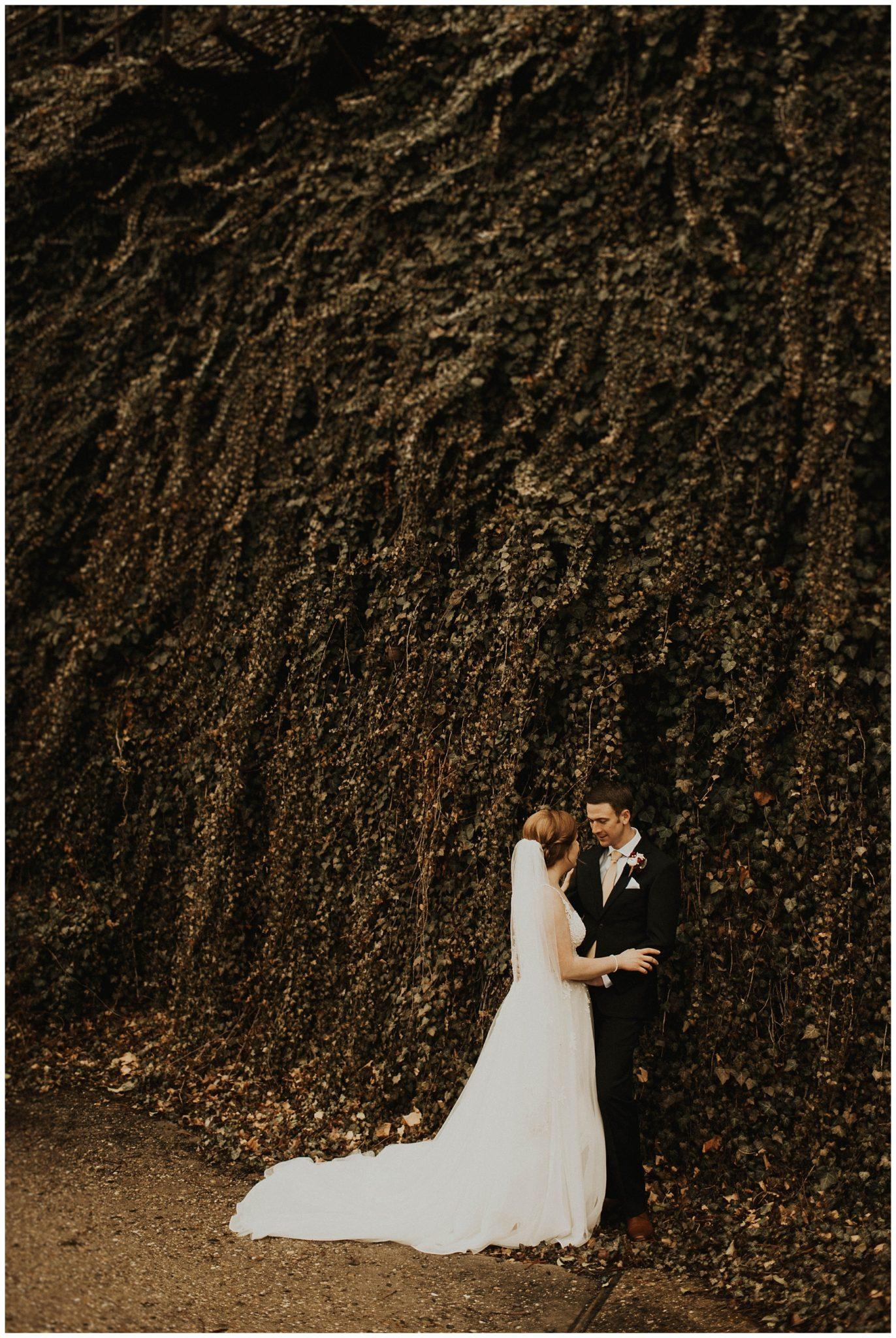 Johnny + Eliza Classic Winter Wedding Lauren F