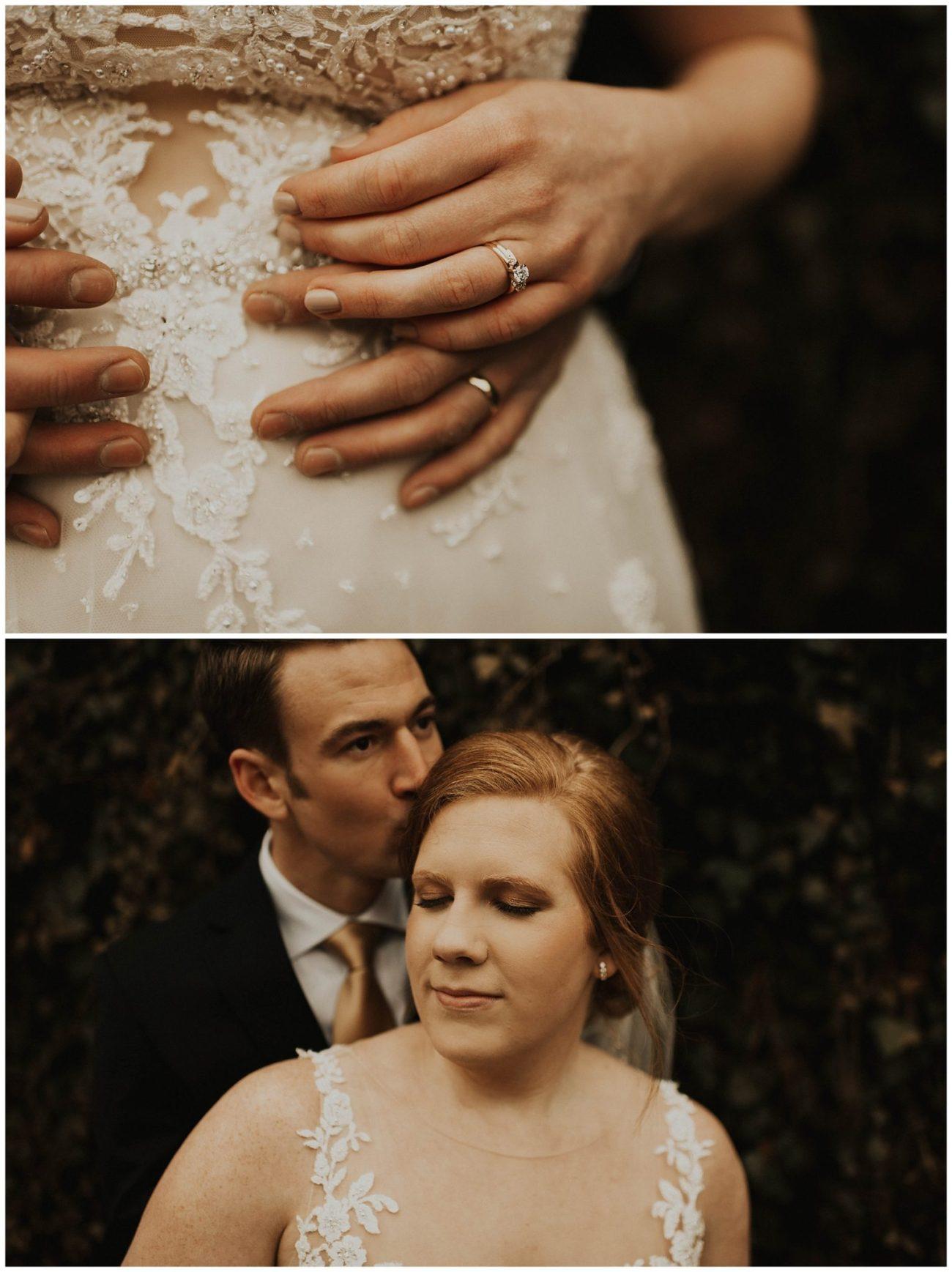 83f7440b67db52 Johnny + Eliza // Classic Winter Wedding - Lauren F.otography ...