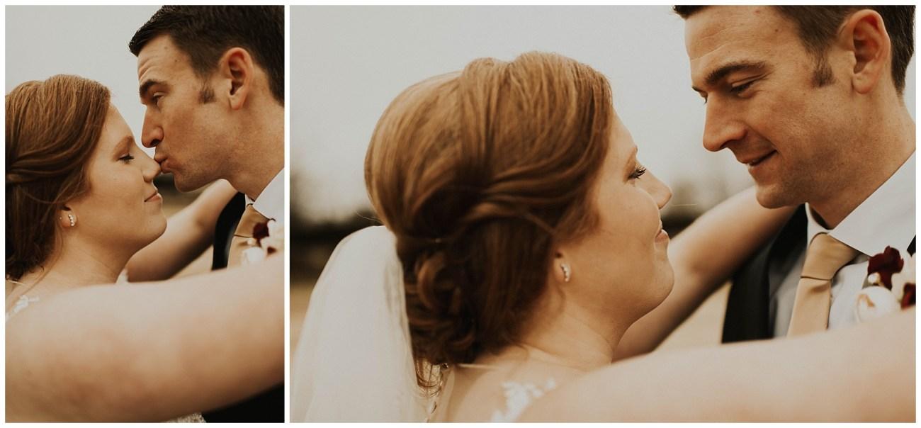 c878759094d Johnny + Eliza // Classic Winter Wedding - Lauren F.otography ...