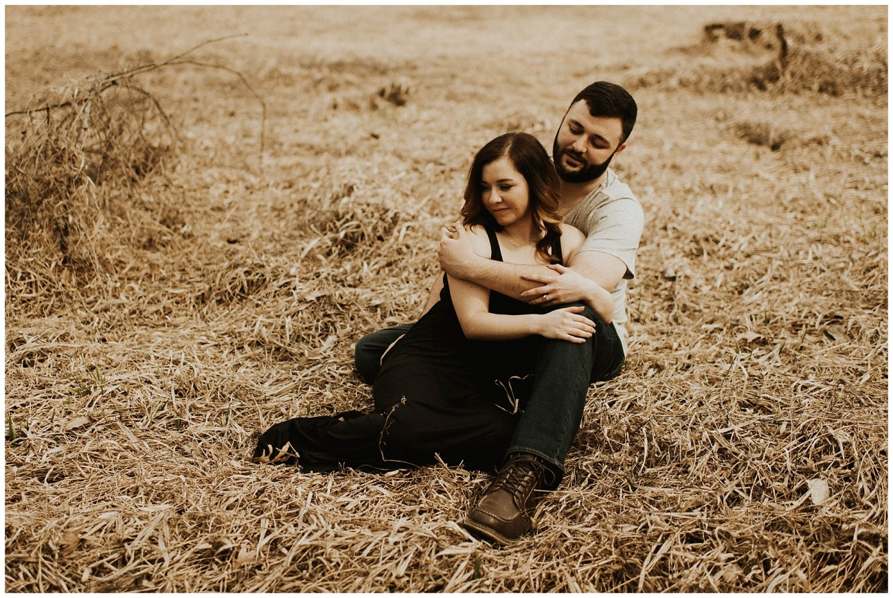 6594ac8fd4189 Charlie + Tiffany    Engagements in the woods – Lauren F.otography