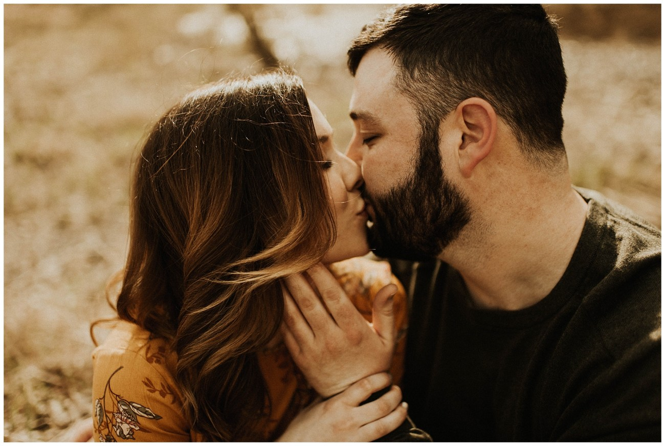 247a005ad43cb8 Charlie + Tiffany    Engagements in the woods – Lauren F.otography