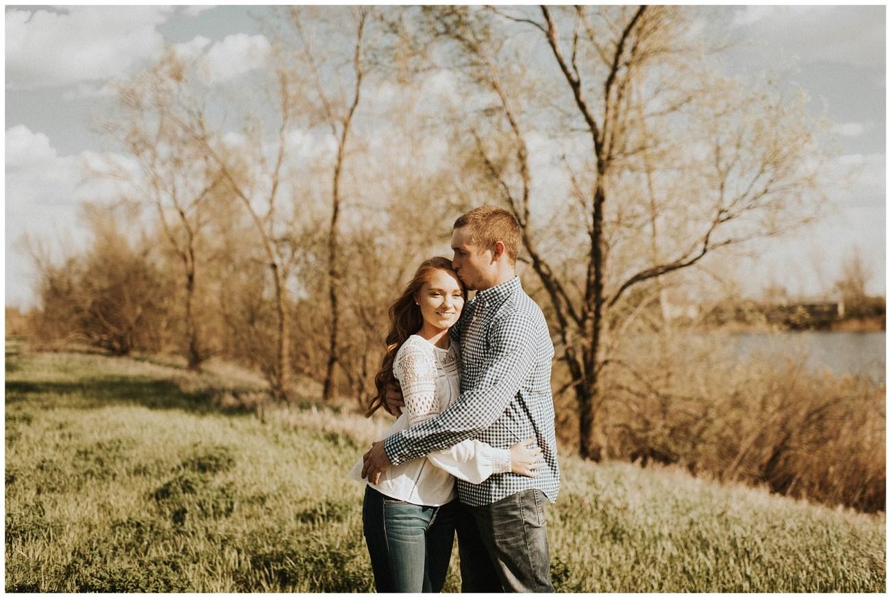 29076ae7 Nelson + Kendra // Warm Summer Engagements - Lauren F.otography ...