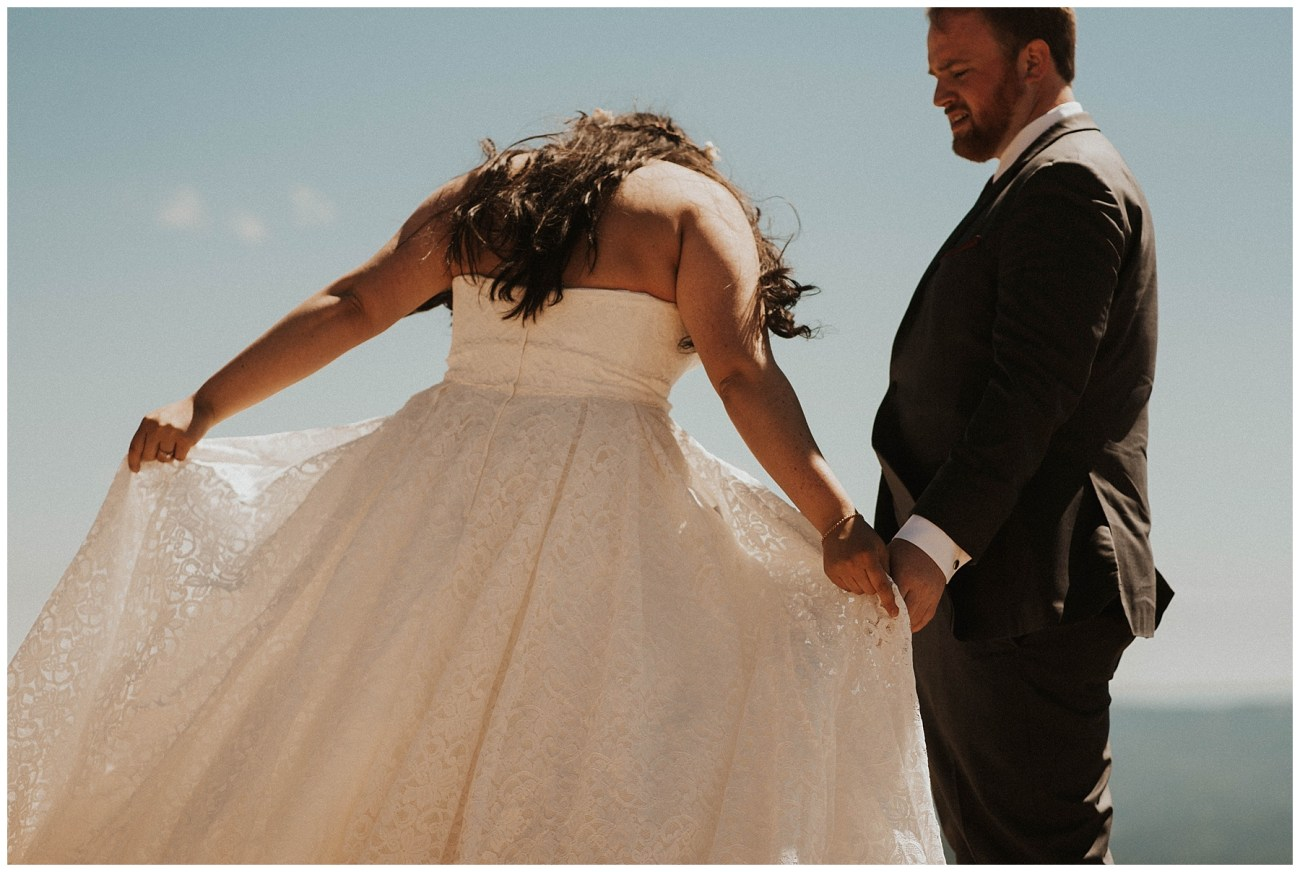 9a37883c1 Ben + Lainee // Desert Colorado Wedding - Lauren F.otography ...