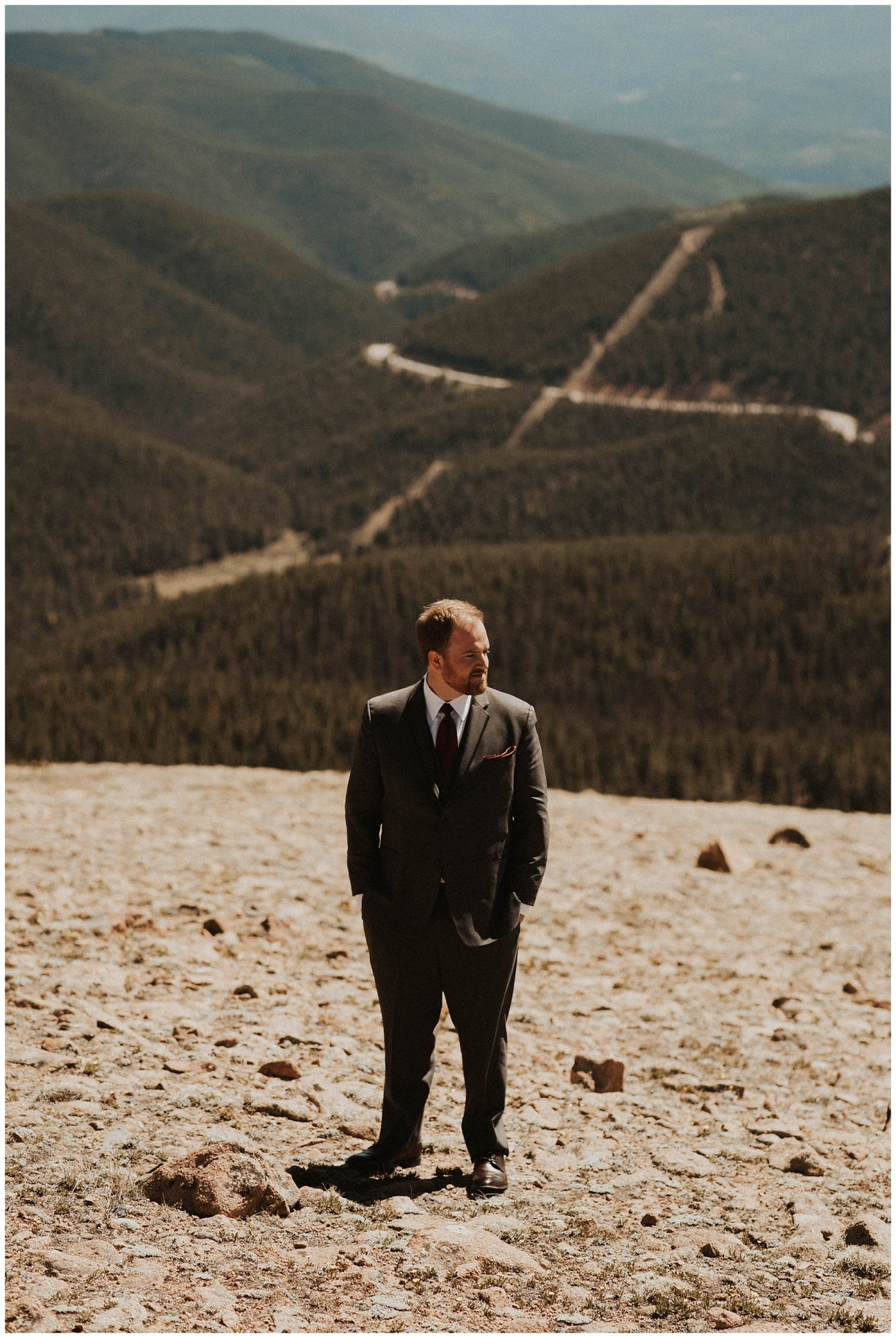 40e883043a41c Ben + Lainee // Desert Colorado Wedding - Lauren F.otography ...