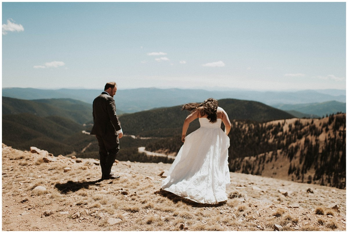 4b97eb843e1 Ben + Lainee    Desert Colorado Wedding – Lauren F.otography