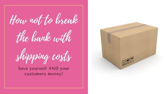 How not to break the bank with shipping costs