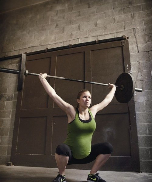 My Love for CrossFit – Exercising While Pregnant
