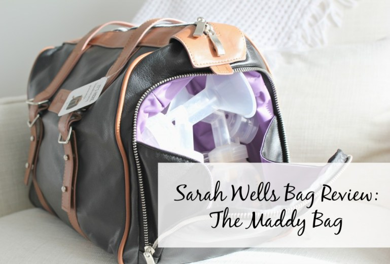 Sarah Wells Bag Review: The Maddy Bag