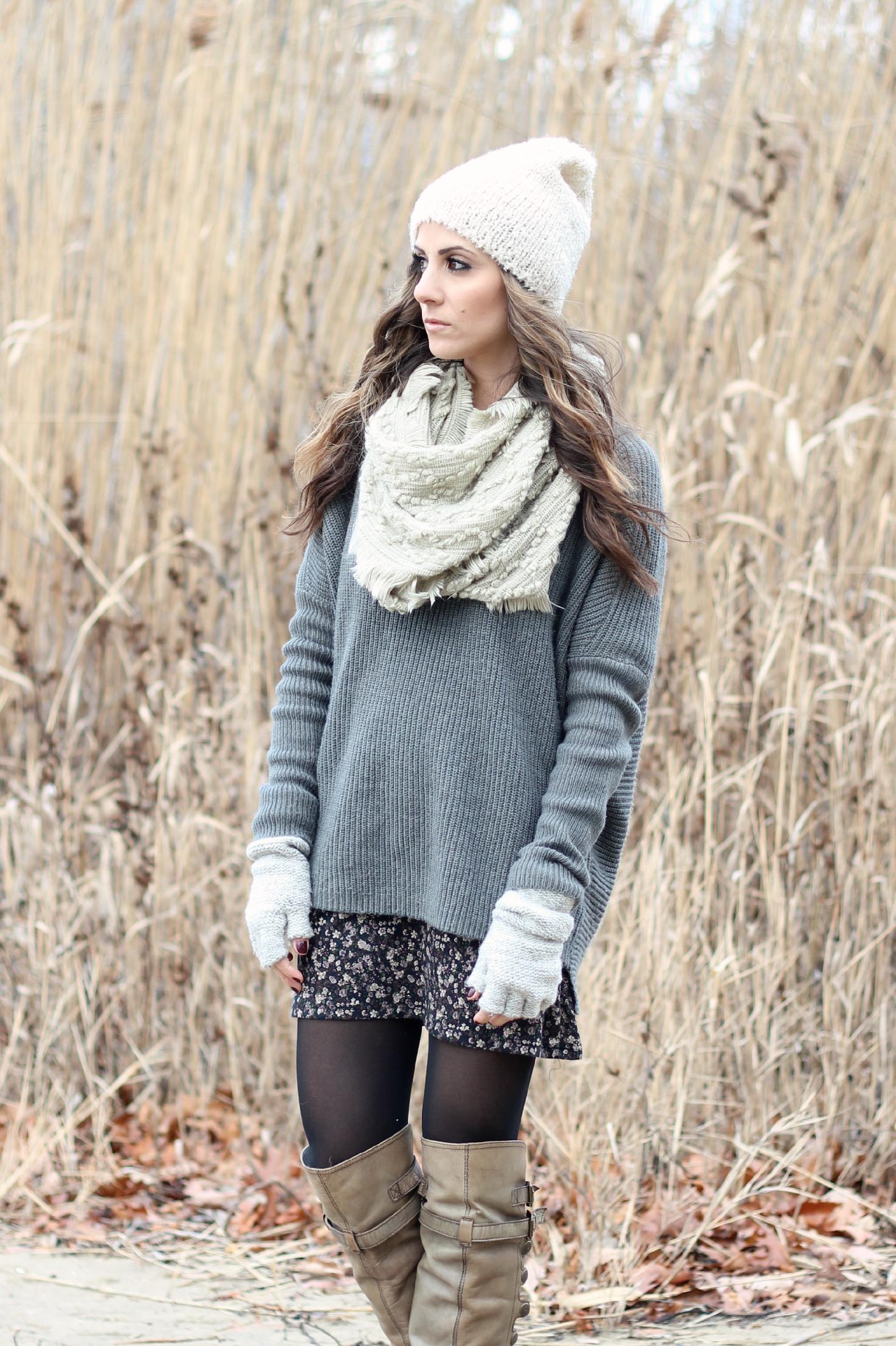Oversized Sweater Love Lauren Mcbride