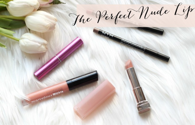 The Perfect Nude Lip
