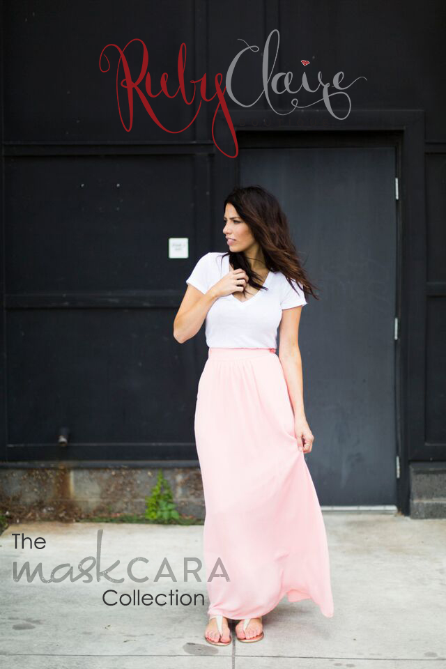 Pink Grapefruit Skirt - Blogger Outreach