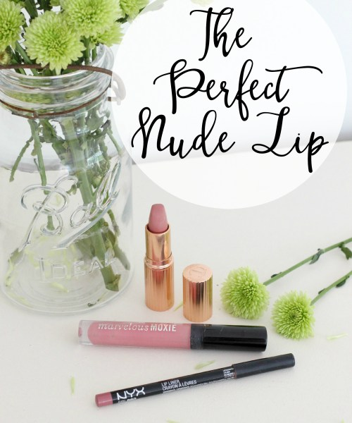 The Perfect Nude Lip (Part 2)