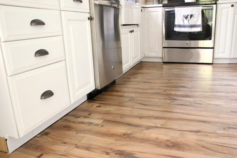 Pergo Flooring Review, Providence Hickory, Laminate flooring