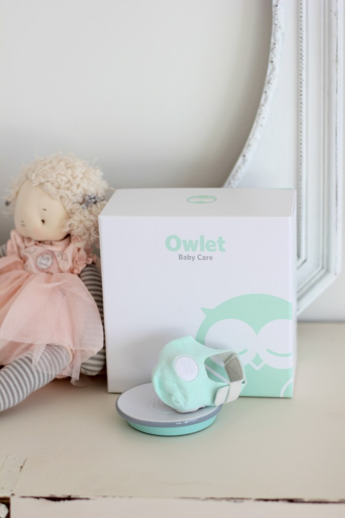 The Gift Of Sound Sleeping With Owlet Lauren Mcbride