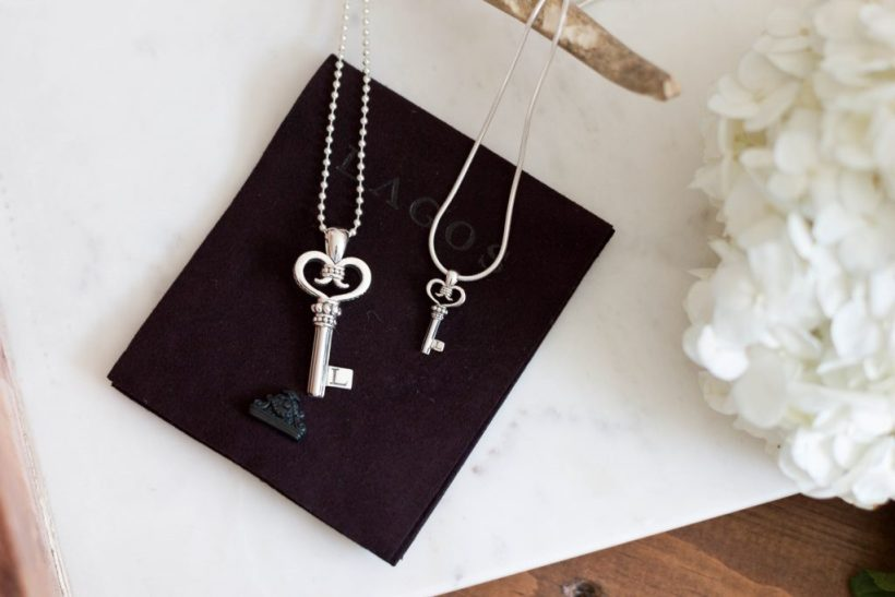 Mother's Day Signature Key Set from LAGOS