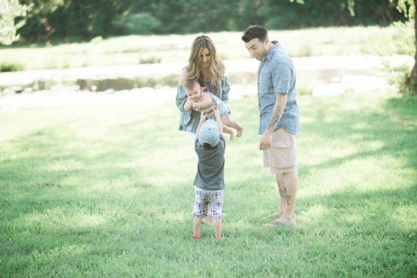 Why my husband is a better parent than me and my appreciation towards him this Father's Day
