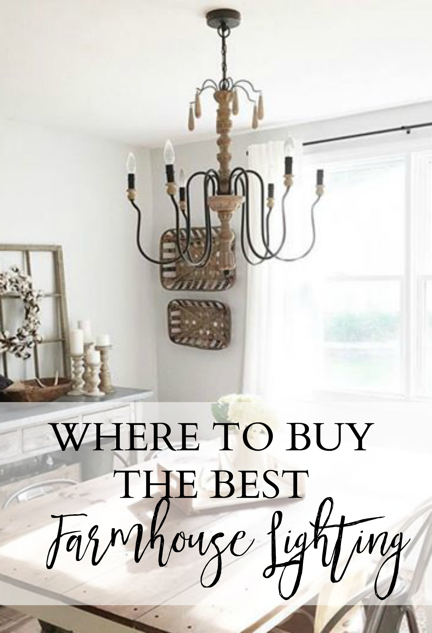 Home Where To Buy The Best Farmhouse Lighting Lauren