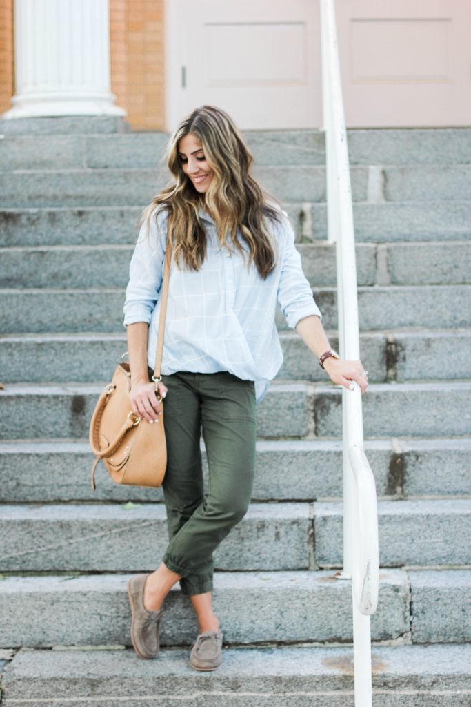 Fall transition shoes and how to style them for the changing seasons!