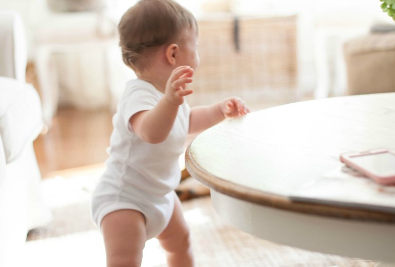 Mom + Baby // Baby-Proofing Tips