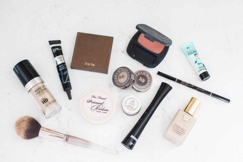 Beauty Current Makeup Routine Lauren Mcbride