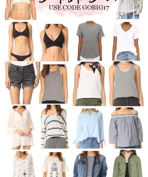 Sales // ShopBop Sale