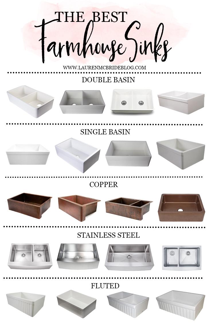 Wonderful Best Farmhouse Sinks