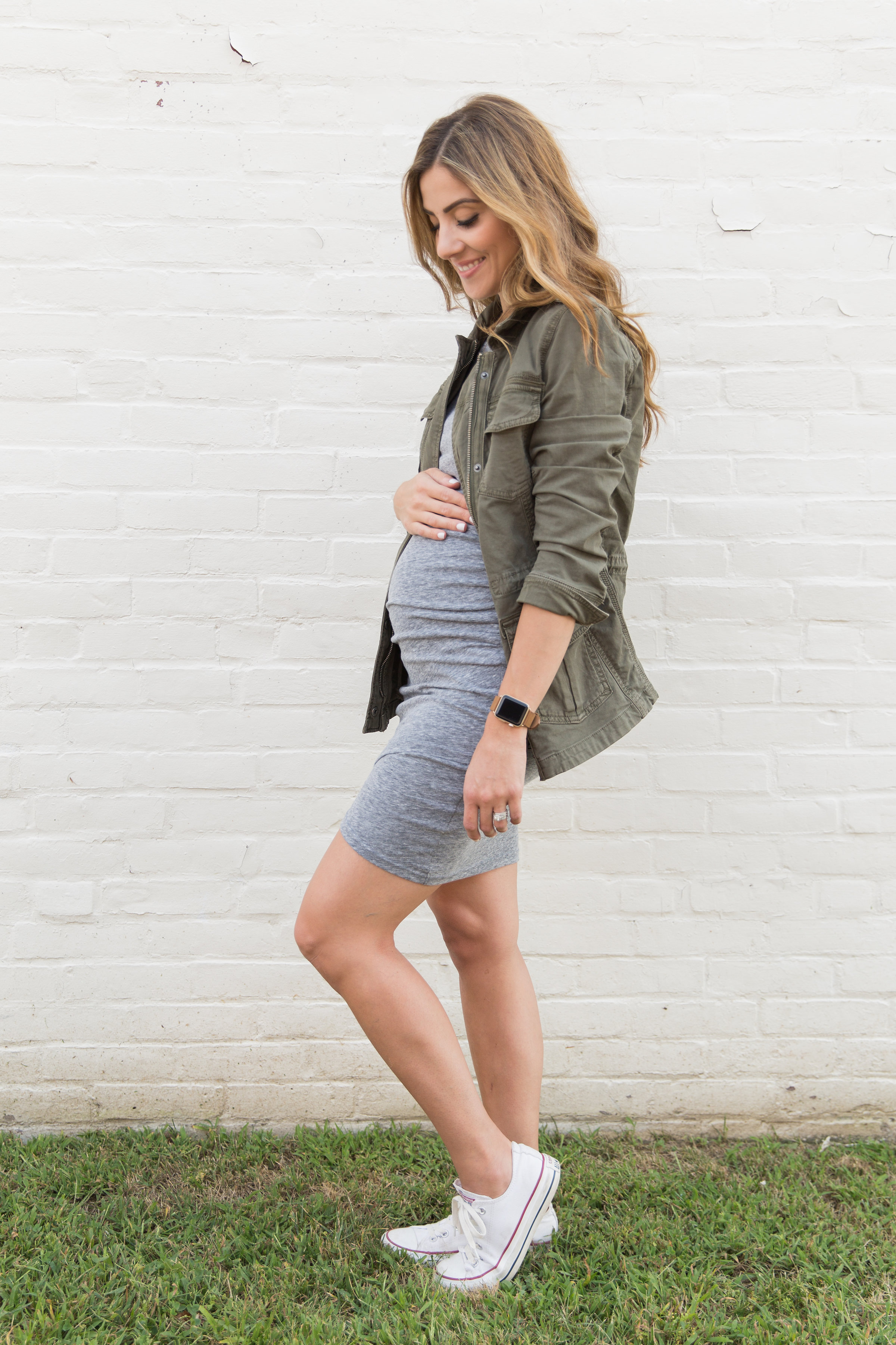 fa2ba25b4 Tips for Wearing Non-Maternity Dresses - Lauren McBride