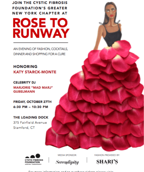 GIVEAWAY: WIN 2 TICKETS TO A CONNECTICUT INFLUENCER TABLE AT ROSE TO RUNWAY