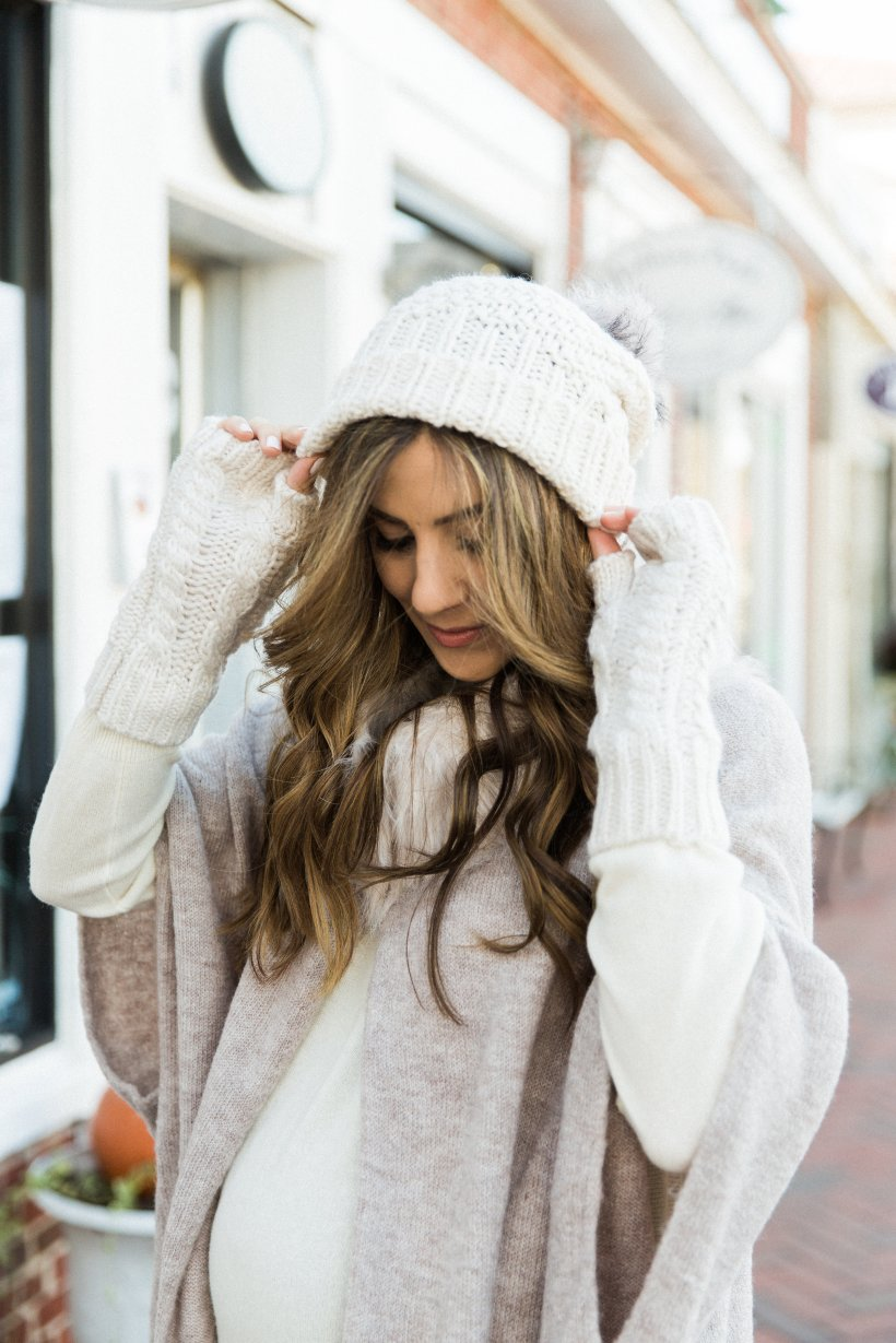 Life and style blogger Lauren McBride shares her Winter Essentials with Marks & Spencer, and the items you need to keep warm all season long.