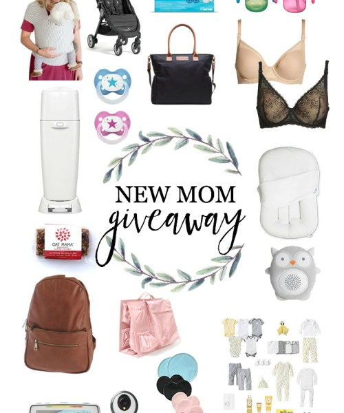 New Mom Giveaway