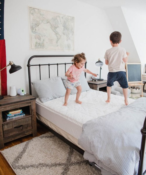 Four Bedding Basics for Your Children's Bed