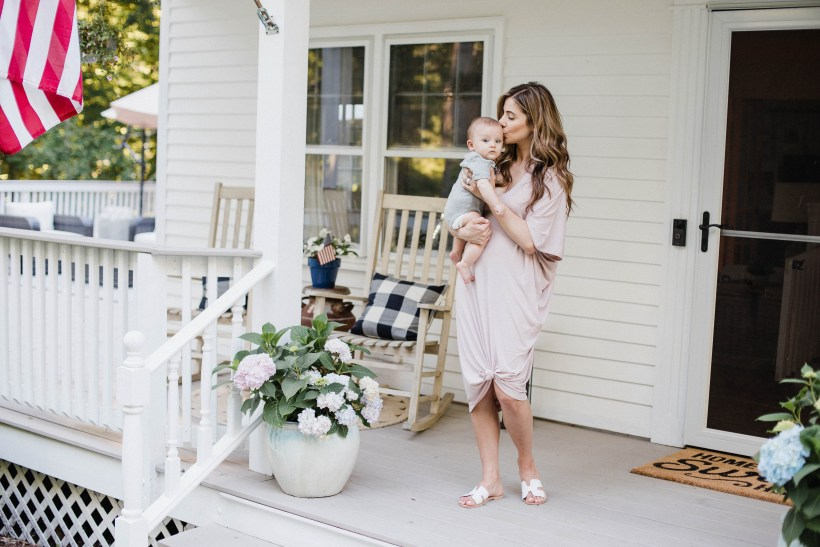 Life and style blogger Lauren McBride shares some tips on how to get your groove back after having a baby.