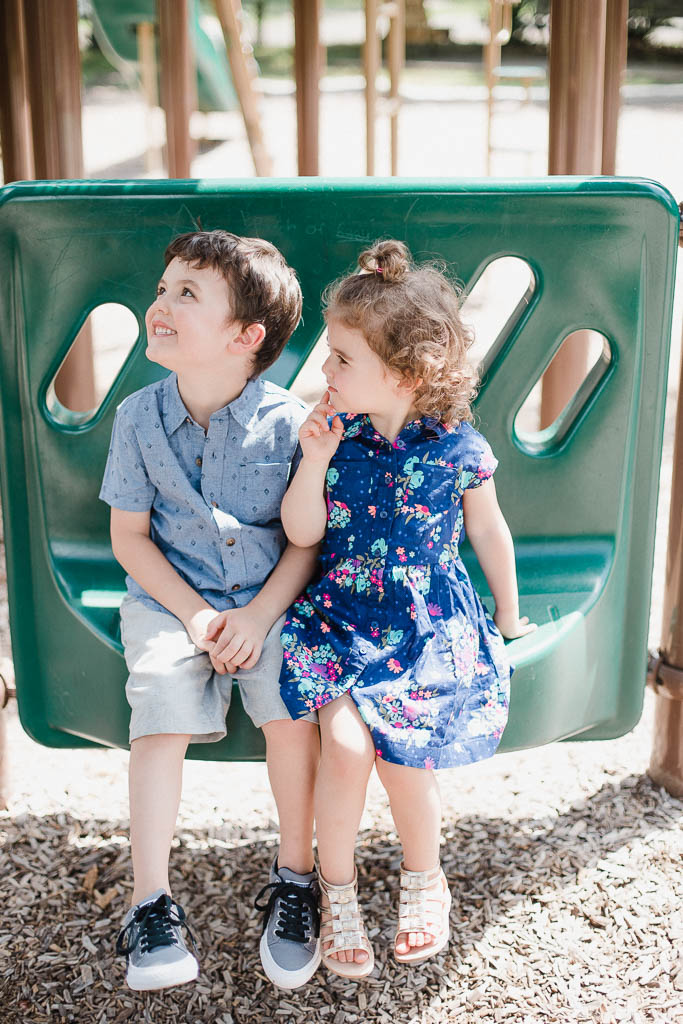 Connecticut life and style blogger Lauren McBride shares her tips on How to Help Your Child Adjust Back to School, including ways to make the transition back a little easier.