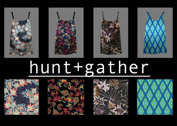 hunt + gather studio prints