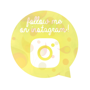 Follow me - Instagram!