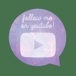 Follow me - YouTube!